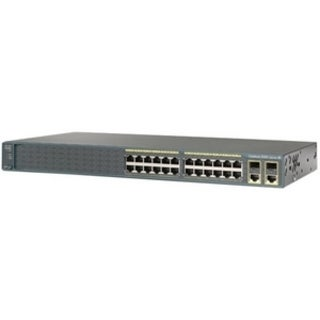 Cisco Catalyst 2960-24TC-S Managed Ethernet Switch