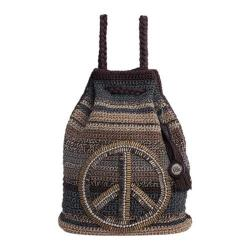 Women's THE SAK Casual Classics Backpack Earth Peace