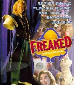 Freaked (Blu-ray Disc)