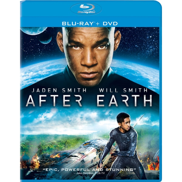 After Earth (Blu-ray/DVD) 11297378