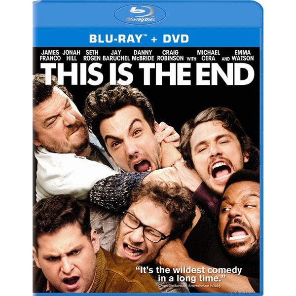 This Is The End (Blu-ray/DVD) 11297386
