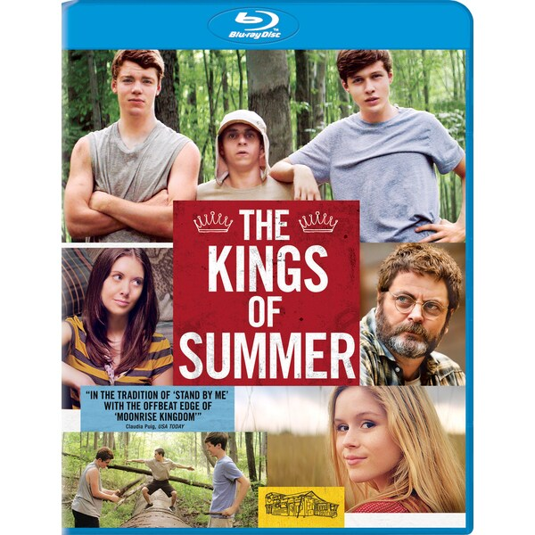 The Kings of Summer (Blu-ray Disc) 11297505