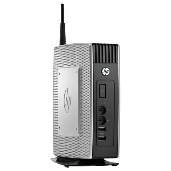 HP Thin Client - VIA Eden X2 U4200 Dual-core (2 Core) 1 GHz - Black,