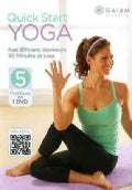 Quickstart Yoga (DVD)