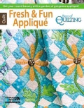 Fresh & Fun Applique: Best of McCall's Quilting (Paperback)
