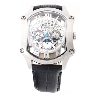Bilette Brand Men's Stainless Steel Automatic Watch