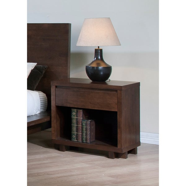 Harvey 1-drawer Nightstand