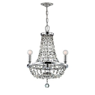 Channing 3-light Polished Chrome Chandelier