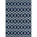 Moroccan Tile Indoor/Outdoor Rug (8'6 x 13')