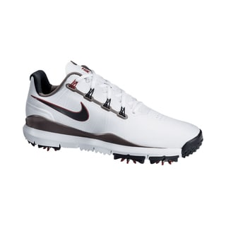 Nike Golf TW '14 Men's White/ Black Golf Shoes