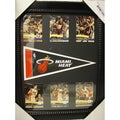 Miami Heat 11x14 Card / Pennant Frame
