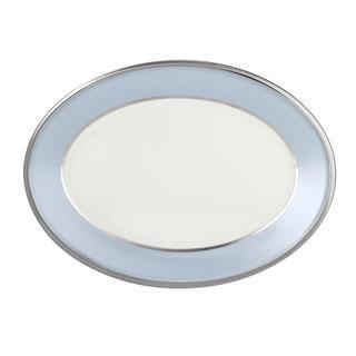 Lenox Blue Frost 16-inch Oval Platter