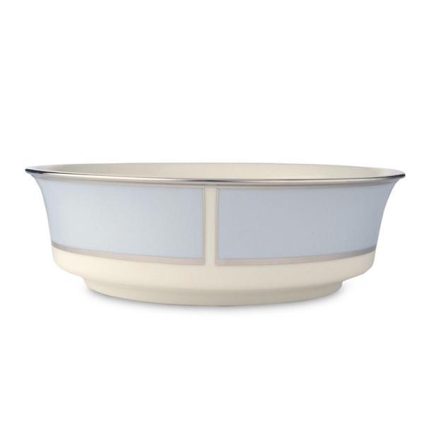 Lenox Blue Frost Serving Bowl
