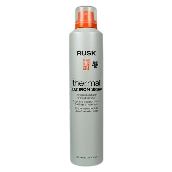 Rusk Thermal 8.8-ounce Flat Iron Spray