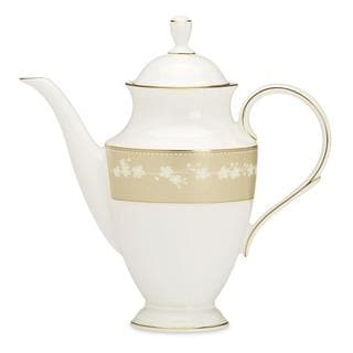 Lenox Bellina Gold Coffeepot