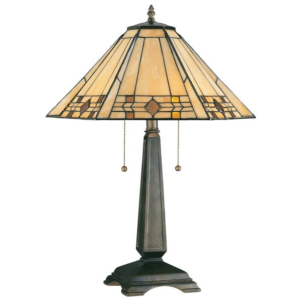 Barrett Bronze Table Lamp