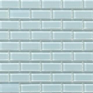 Martini Mosaic 'Essen Riviera' Water Glass 11.75x11.75-inch Tile Sheets (Set of 10)
