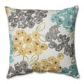 Pillow Perfect Luxury Floral Pool 16.5-inch Throw Pillow
