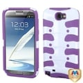 BasAcc Ribcage Case for Samsung Galaxy Note II T889/ I605