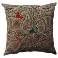 Pillow Perfect Piper Paisley 23-inch Decorative Pillow