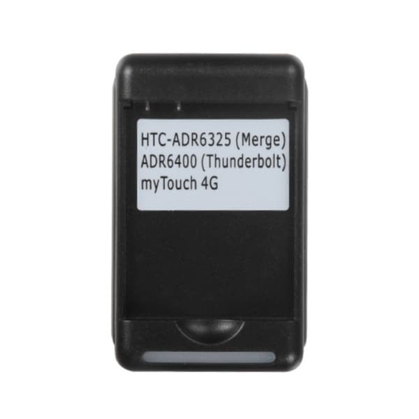 INSTEN Multi-connector USB Battery Charger for HTC myTouch 4G