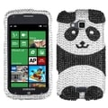 BasAcc Playful Panda Diamante Case for Samsung i930 ATIV Odyssey
