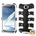 BasAcc Ribcage Hybrid Case for Samsung Galaxy Note II T889/ I605