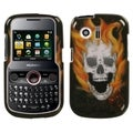 BasAcc Blaze Skull Case for Huawei M615 Pillar/ M635 Pinnacle