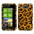 BasAcc Leopard Skin Case for HTC X310a TITAN