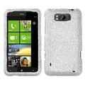 BasAcc Silver Diamante Case Diamante for HTC X310a TITAN