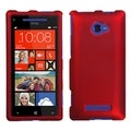 BasAcc Titanium Solid Red Case for HTC Windows Phone 8X