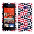 BasAcc Card Suits Case for HTC Windows Phone 8X
