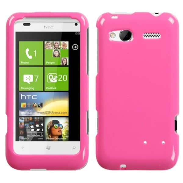 INSTEN Natural Blush Phone Case Cover for HTC Radar 4G