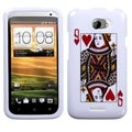 BasAcc Queen of Hearts Case for HTC One X/ One X+