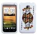 BasAcc Joker Playing Card Case for HTC One X/ One X+