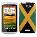 BasAcc Jamaica National Flag Case for HTC One X/ One X+