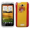 BasAcc Spain National Flag Case for HTC One X/ One X+
