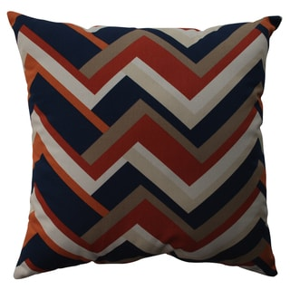 Pillow Perfect Concorde Chevron 23-inch Decorative Pillow