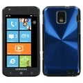 BasAcc Blue Cosmo Back Protector Case for Samsung� I937 Focus S