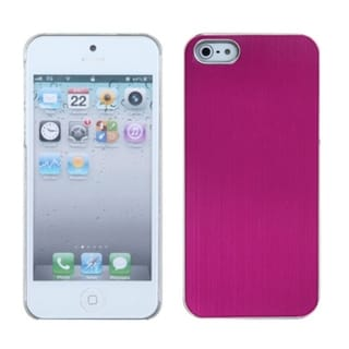 BasAcc Hot Pink Warp Speed Cosmo Back Case for Apple� iPhone 5