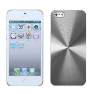 BasAcc Silver Cosmo Back Protector Case for Apple� iPhone 5