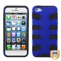 BasAcc Dark Blue/ Black Fishbone Case for Apple� iPhone 5