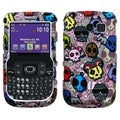BasAcc Skull Party Sparkle Phone Case for Samsung� R360 Freeform II
