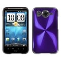 BasAcc Purple BrushedMETAL Cosmo Back Case for HTC Inspire 4G