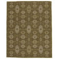 Hand-tufted Transitional Wool Area Rug (8' x 10')