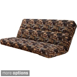 Outdoor Lodge Full Size Futon Cover
