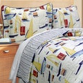 Set Sail 4-piece Comforter Set