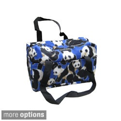 McKenzie Kids Fleece Diaper Bag