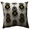 Pillow Perfect Ikat Mesa 18-inch Throw Pillow