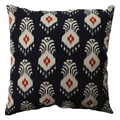 Pillow Perfect Ikat Crete 23-inch Decorative Pillow